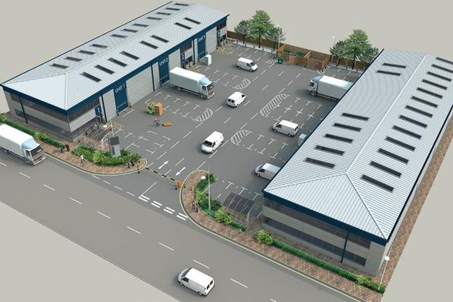 Thumbnail Warehouse to let in Maidenhead Trade Park, Clivemont Road, Maidenhead