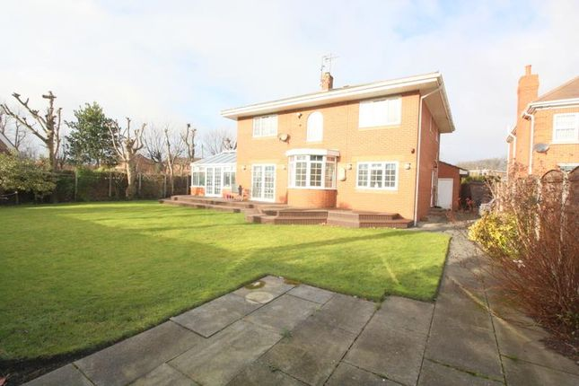 Thumbnail Detached house for sale in The Serpentine North, Crosby, Liverpool