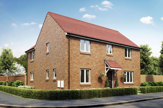 "Thumbnail Detached house for sale in ""The Kempthorne"" at Court Road, Brockworth, Gloucester"