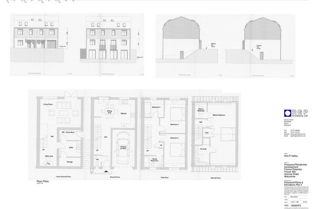 Thumbnail Land for sale in Avenue Road, Ilfracombe
