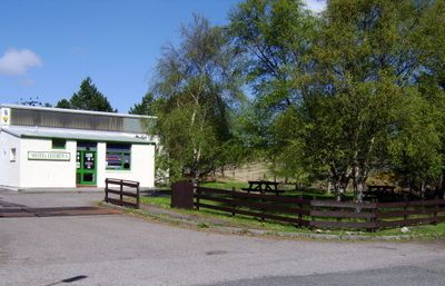 Retail premises for sale in Retail Unit, Birchburn, Aultbea, Wester Ross