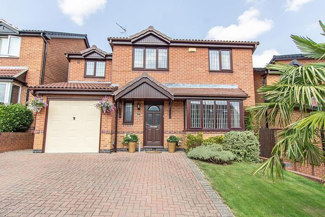 5 bed detached house for sale in Shotton Drive, Arnold, Nottingham NG5