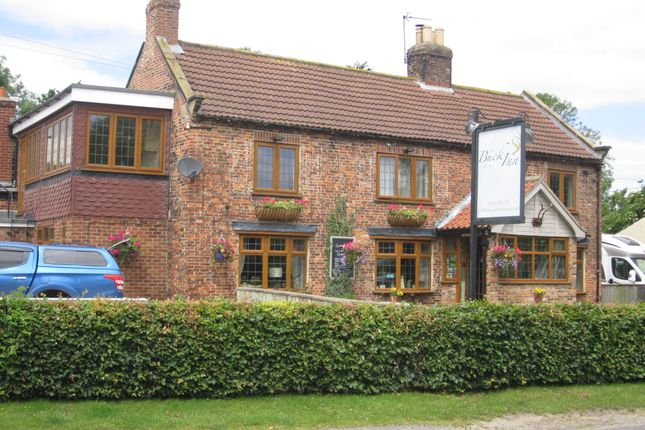 Thumbnail Pub/bar for sale in Maunby, Thirsk
