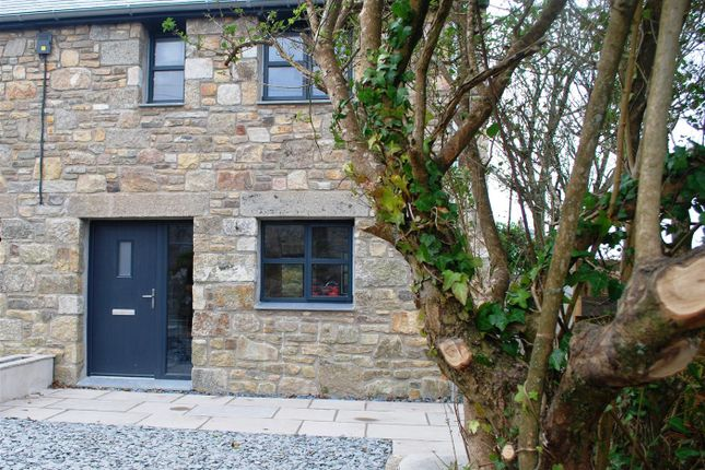 Thumbnail End terrace house for sale in St. Johns Terrace, Pendeen, Penzance