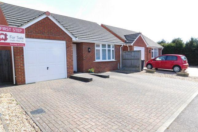 Front Aspect of Meadow Walk, Stotfold, Herts SG5
