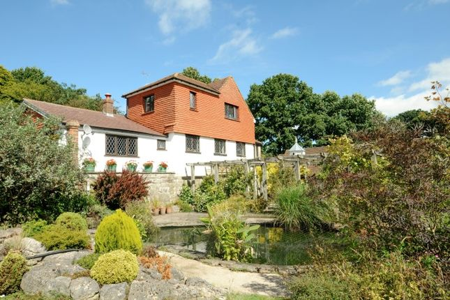 Thumbnail Detached house for sale in Luxfords Lane, East Grinstead