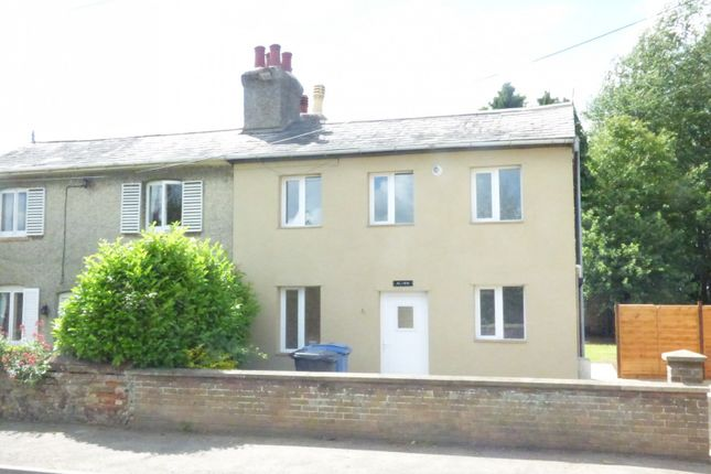 Thumbnail Cottage to rent in Lavenham Road, Great Waldingfield, Sudbury