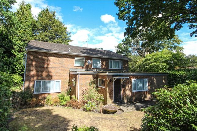 Thumbnail Detached house for sale in Sunnyside, Fleet, Hampshire