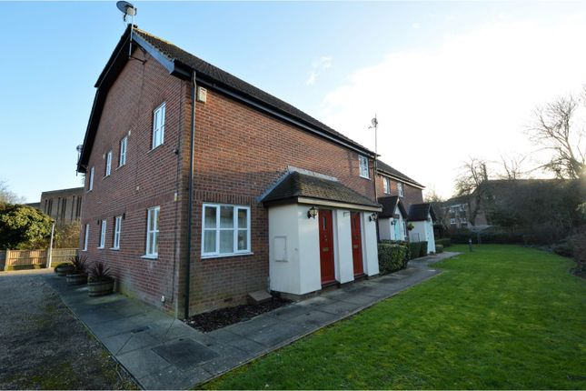 Thumbnail End terrace house for sale in Church Walk, Brentwood