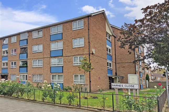 Thumbnail Flat for sale in Manor Park Road, London