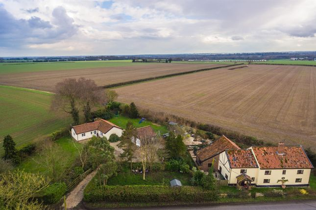 Thumbnail Cottage for sale in Stow Bedon, Attleborough