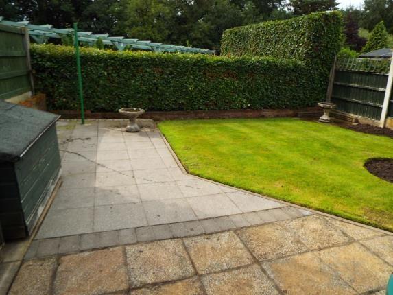 Garden of Gregson Lane, Hoghton, Preston, Lancashire PR5