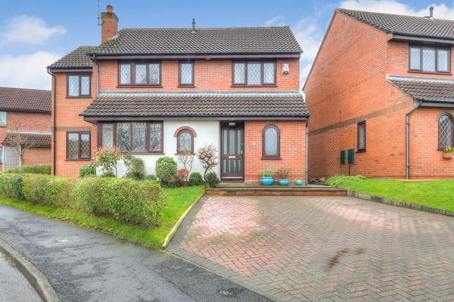 Front of Drummond Way, Macclesfield SK10