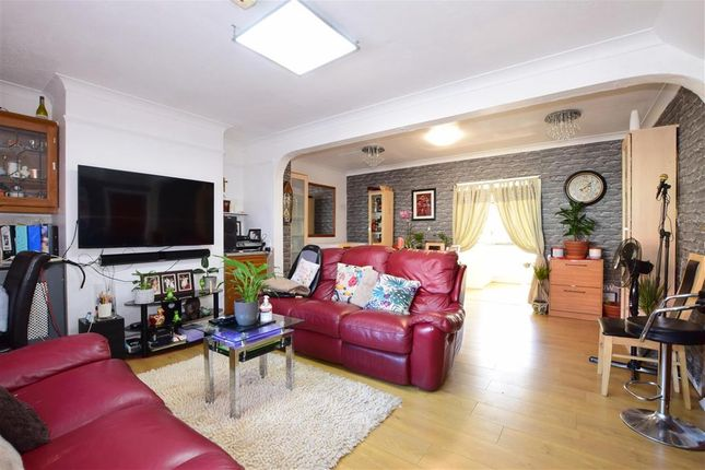 Terraced house for sale in Chester Avenue, Worthing, West Sussex
