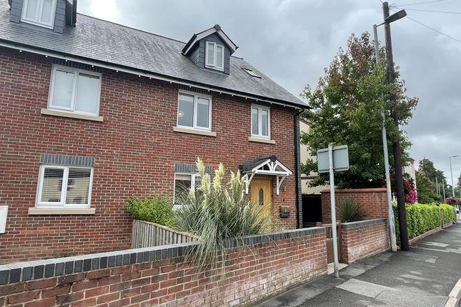 3 bed semi-detached house to rent in Ellenscroft Court, New Street, Ledbury, Herefordshire HR8