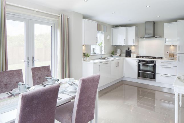 "Thumbnail End terrace house for sale in ""Hadley"" at The Mount, Frome"