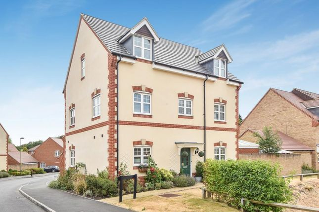 Thumbnail Detached house for sale in Bagshot, Surrey