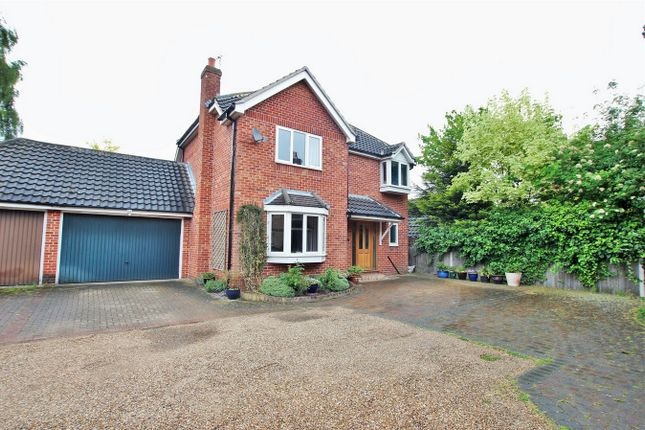 Thumbnail Detached house for sale in Centaury Close, Stanway, Colchester, Essex