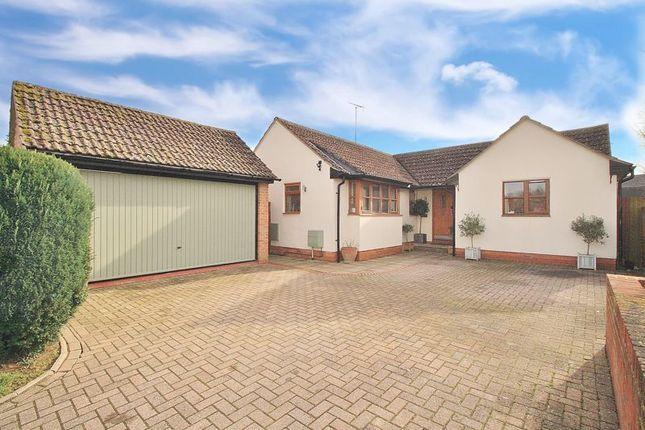 Thumbnail Detached bungalow for sale in Bear Lane, North Moreton, Didcot