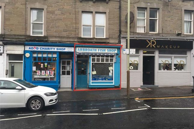 Thumbnail Retail premises to let in 164 Albert Street, Dundee