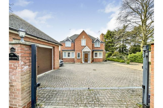 Thumbnail Detached house for sale in Beverley Road, Leamington Spa