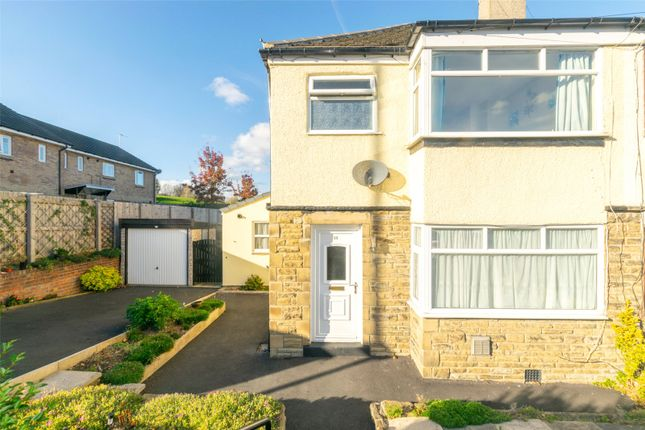 Thumbnail Semi-detached house to rent in Cottingley Drive, Leeds, West Yorkshire