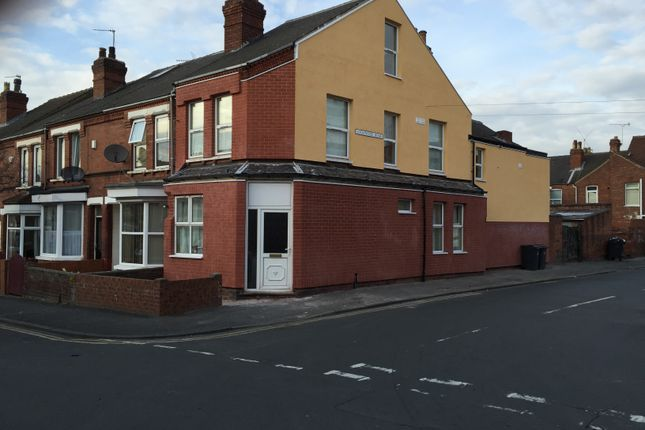 Thumbnail Duplex to rent in Jubilee Road, Doncaster