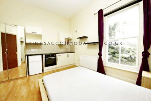 Studio to rent in Angell Road, London
