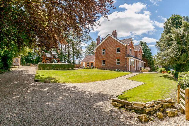 Thumbnail Detached house for sale in Devizes Road, Potterne, Devizes, Wiltshire