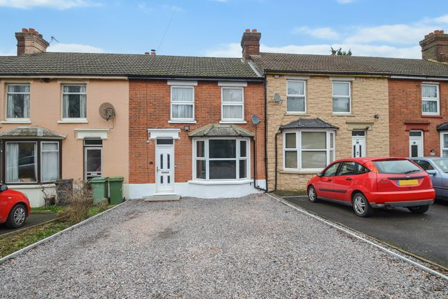 Thumbnail Terraced house for sale in Church Road, Tovil, Maidstone