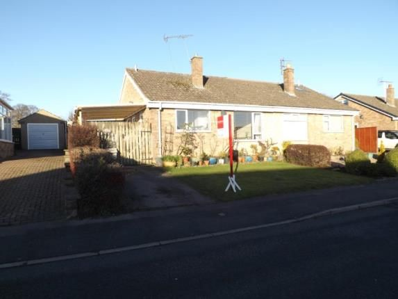 Thumbnail Bungalow for sale in Dale Grove, Leyburn, North Yorkshire