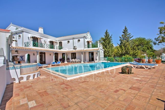 5 bed villa for sale in Paderne, Algarve, Portugal