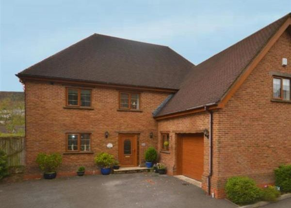 Thumbnail Detached house for sale in Maple House, Troed-Y-Rhiw Road, Mountain Ash