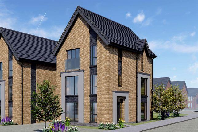 Thumbnail Detached house for sale in Plot 1 'millthorpe', Rockcliffe Grange, Nottingham Road, Mansfield