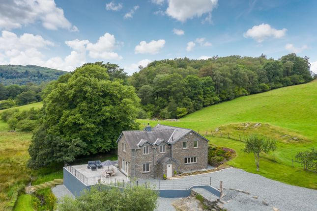 Thumbnail Detached house for sale in Pull Beck, Pull Woods, Ambleside, Cumbria
