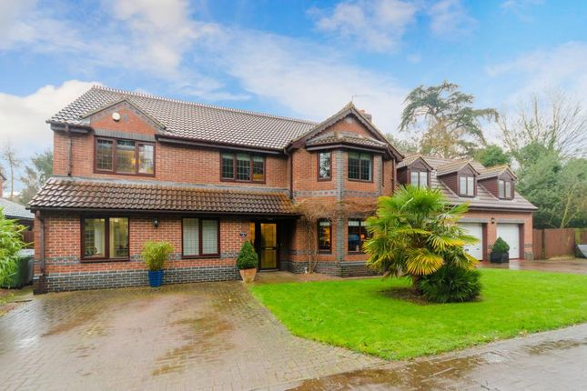 Thumbnail Detached house for sale in Orchard Park, Coddington, Newark, Nottinghamshire