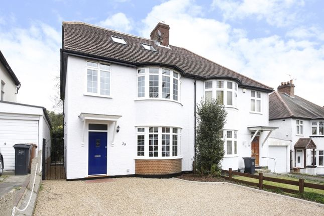Thumbnail Semi-detached house for sale in Le May Avenue, London