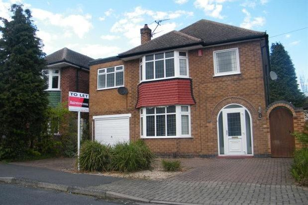 Thumbnail Detached house to rent in Wollaton, Nottingham