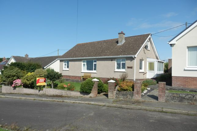 Thumbnail Detached bungalow for sale in Clogfryn, Aberaeron