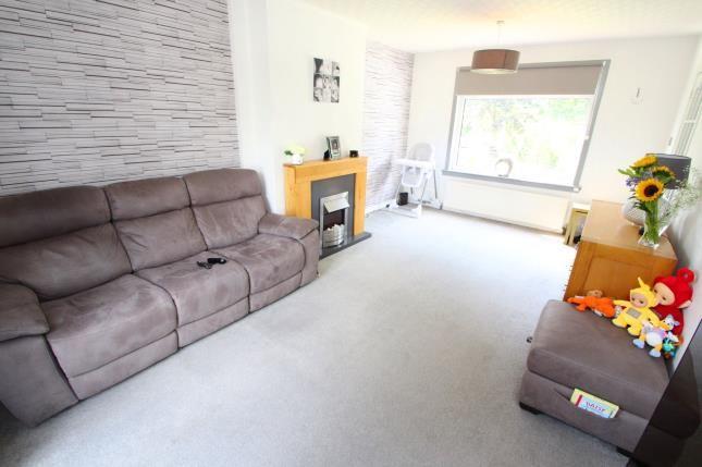 Lounge of Broompark View, East Calder, Livingston, West Lothian EH53