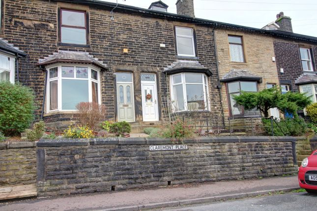 Thumbnail Terraced house for sale in Claremont Place, Todmorden, West Yorkshire