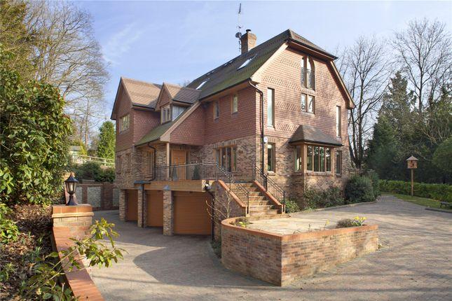 Thumbnail Detached house for sale in Comp Lane, Platt, Sevenoaks