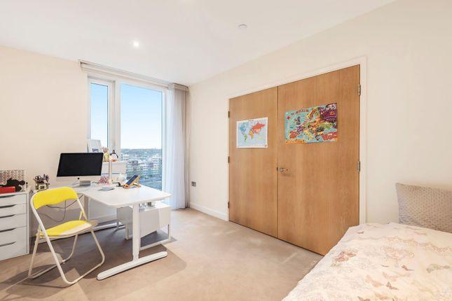 Bedroom of Cable, Pilot Walk, Parkside, Greenwich Peninsula SE10