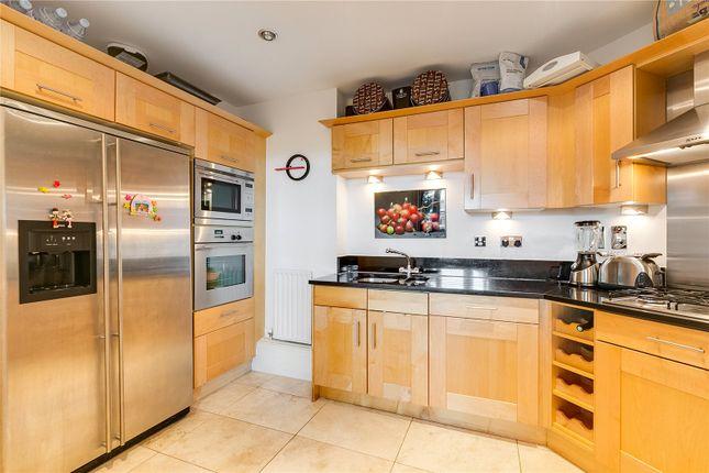 Kitchen of Beckford Close, Kensington, London W14