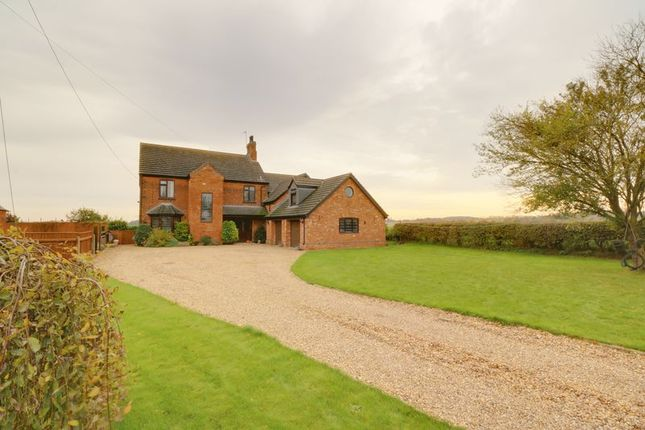 Thumbnail Detached house for sale in Toad Hall, Bridge Farm, Kettleby