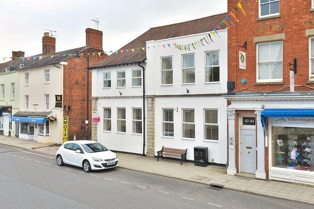 Thumbnail Flat to rent in High Street, Stony Stratford, Milton Keynes