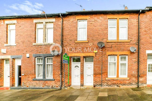 3 bed flat for sale in Mindrum Terrace, North Shields, Tyne And Wear NE29