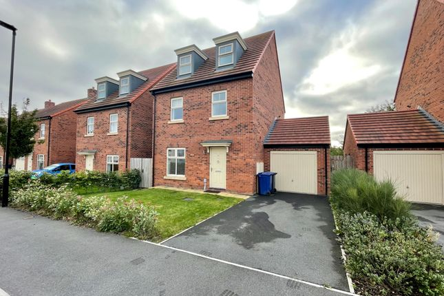 4 bed detached house for sale in Stretton Street, Adwick-Le-Street, Doncaster DN6