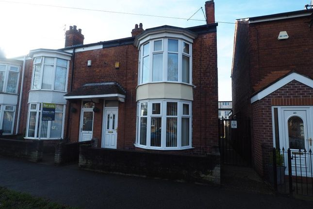 3 bed end terrace house to rent in Telford Street, Hull