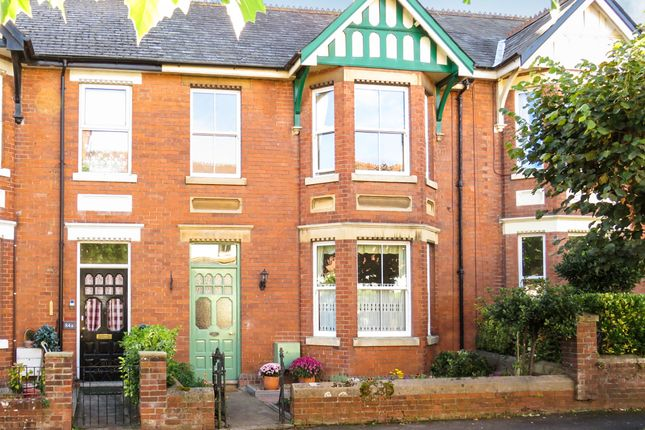 Thumbnail Terraced house for sale in Summerland Avenue, Minehead